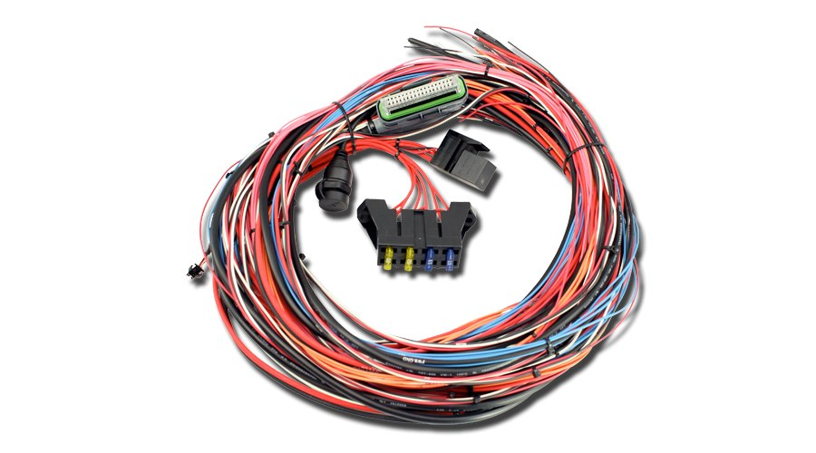 Wiązka komputera EMS-4 AEM ELECTRONICS - GRUBYGARAGE - Sklep Tuningowy